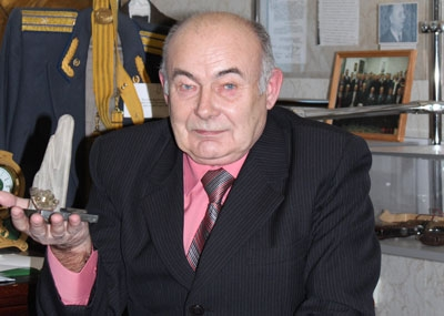 Владимир Рябов: «Это память о возвращенных государству 15 кг золота».
