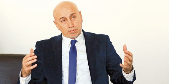 Erdal Aksünger (Photo: Ali Ünal, Today's Zaman)
